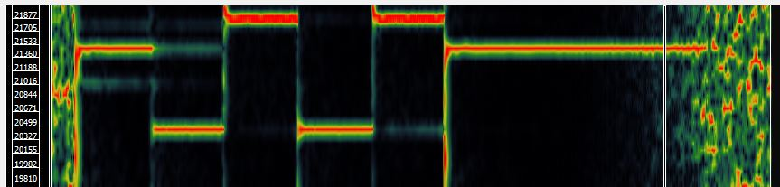 City Frequencies - PilferShush